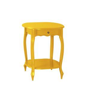 mesa-apoio-oval-madeira-amarela-com-gaveta-pes-luiz-xv-907271
