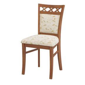 cadeira-paris-mesa-madeira-escura-tecido-folhas-outono-encosto-cozinha-jantar