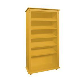 sapateira-aberta-grande-madeira-amarela