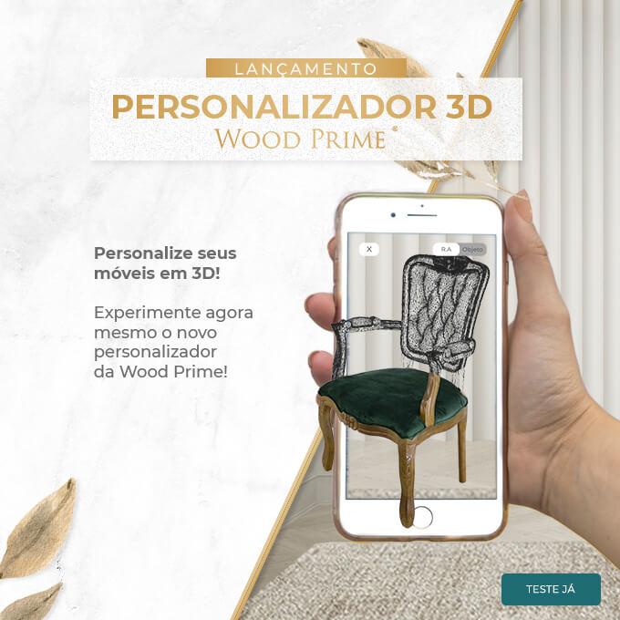 Personalizador 3D