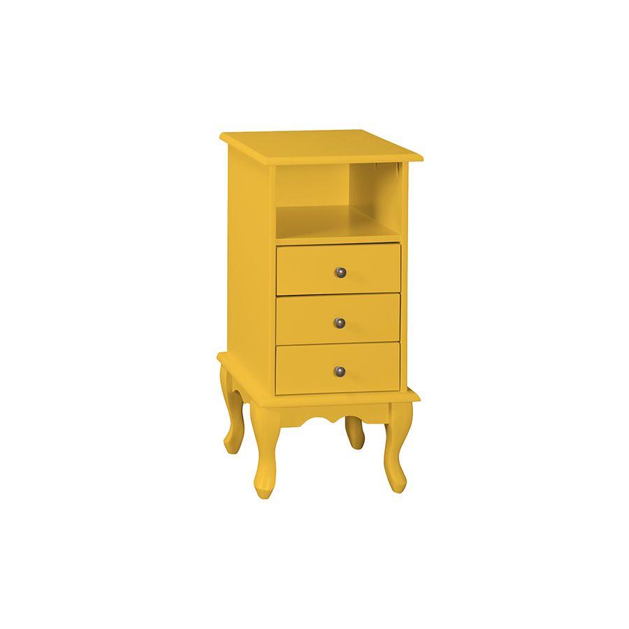 mini-criado-amarelo-tres-gavetas-com-nicho-pes-luiz-xv-907265
