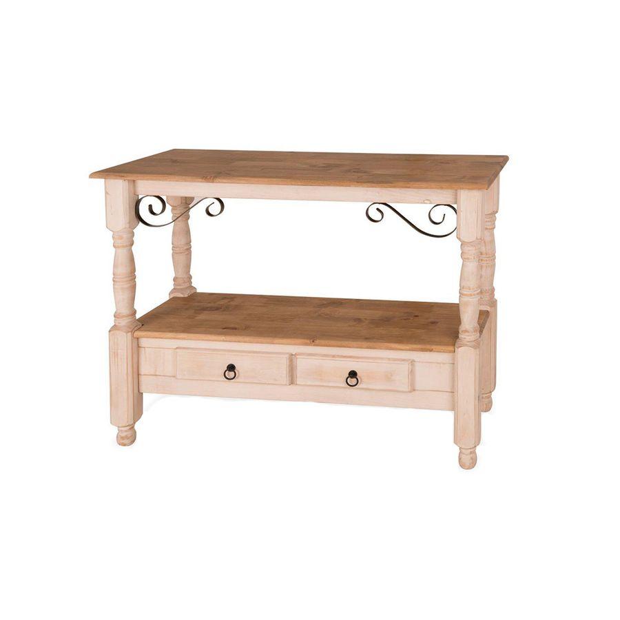 aparador-madeira-rustico-duas-gavetas-pes-torneados-907396