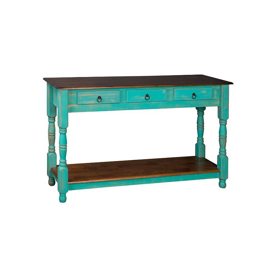 aparador-madeira-rustico-com-gaveta-pes-torneados-907321