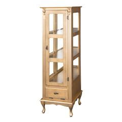 vitrine-madeira-com-porta-vidro-espelho-gaveta-basculante-907345