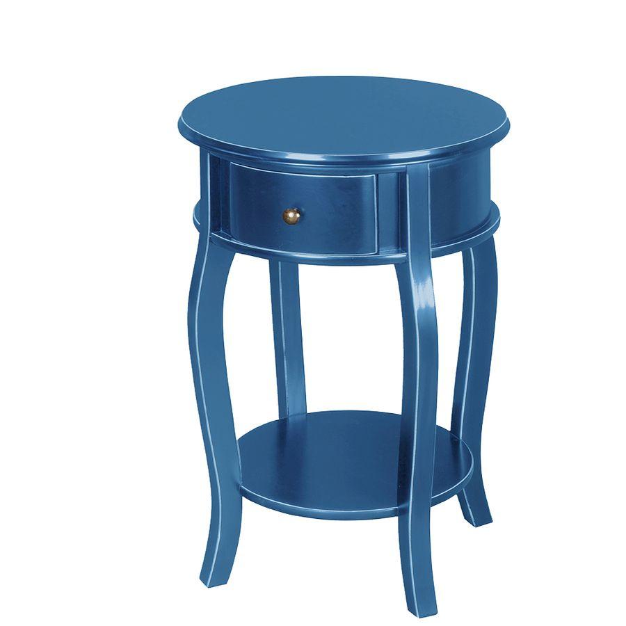 mesa-apoio-redonda-azul-com-gaveta-decoracao-907273
