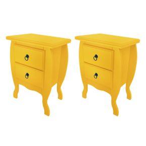Kit-02-criados-mudo-retro-2-gavetas-amarelo-mdf-867480-01