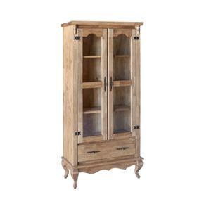 estante-madeira-classica-sala-estar-jantar-com-duas-portas-vidro-gaveta-1028529