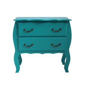 comoda-bombe-retro-madeira-2-gavetas-azul-turquesa-1507470