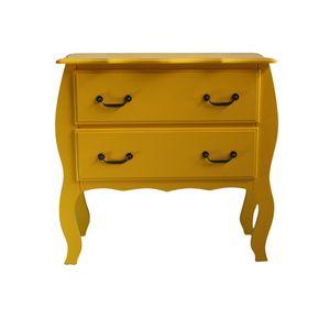 comoda-bombe-retro-madeira-2-gavetas-amarela-1507469-01.JPG