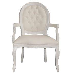 cadeira-estofada-branca-madeira-com-braco-captone-decoracao-mesa-jantar-medalhao-01