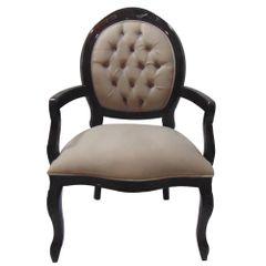 cadeira-estofada-madeira-bege-com-braco-captone-decoracao-mesa-jantar-medalhao-01