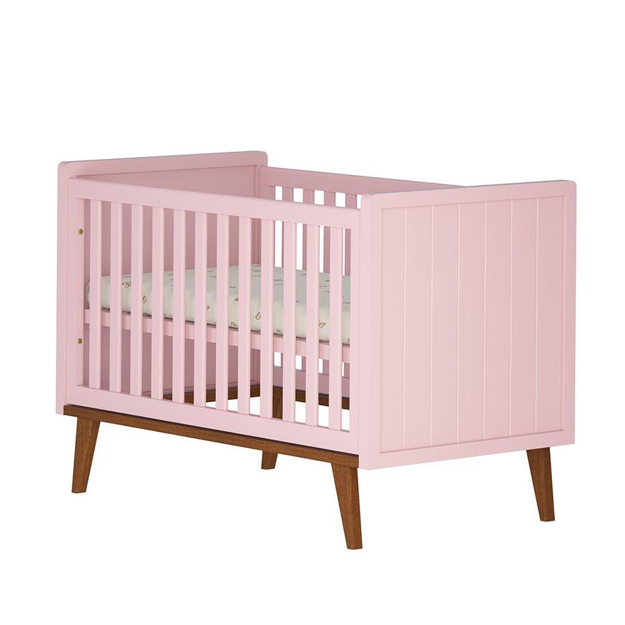 berco-retro-rosa-com-nozes-menina-bebe-mae-madeira-decoracao-conjunto-conforto-quarto-infantil-com-grade