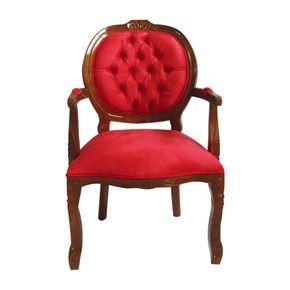 poltrona-estofada-madeiravermelha-com-braco-captone-decoracao-mesa-jantar-medalhao-02