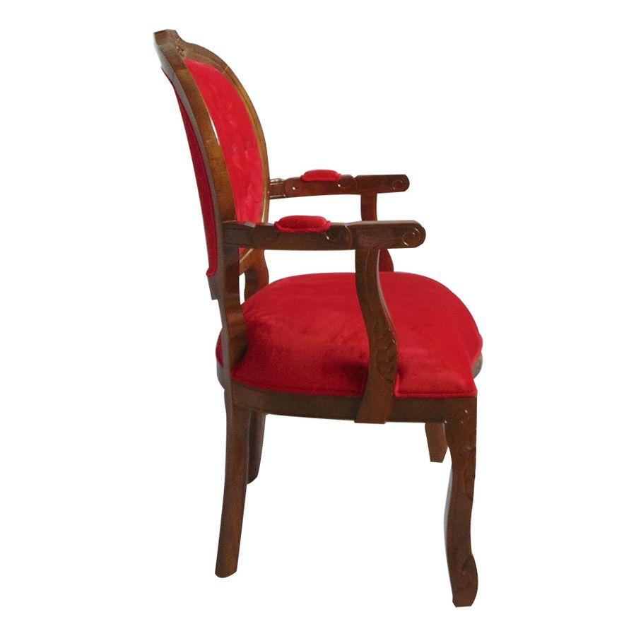poltrona-estofada-madeiravermelha-com-braco-captone-decoracao-mesa-jantar-medalhao-03
