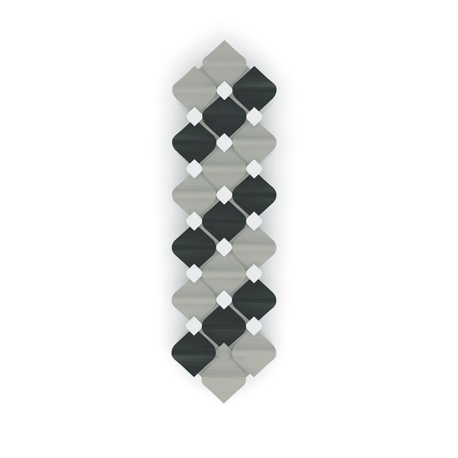 quadro-bia-preto-cinza-decoracao-sala-de-estar-jantar-quarto-parede-madeira-ra4009c