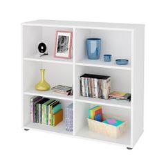 estante-para-livros-clean-branca-6-nichos-quarto-sala-de-estar-decoracao-madeira-5329