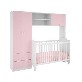 conjugado-ternura-branco-rosa-2-gavetas-4-nichos-quarto-infantil-armario-01