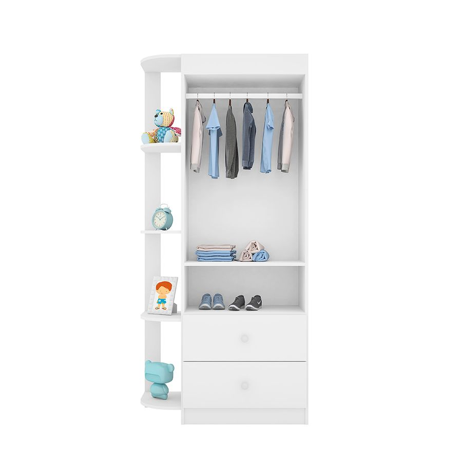 guarda-roupa-ternura-branco-2-portas-gavetas-4-nichos-quarto-infantil-bebe-01