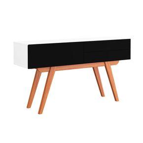 aparador-equilibrio-preto-retro-2-gavetas-pes-sala-de-estar-madeira-decoracao-01