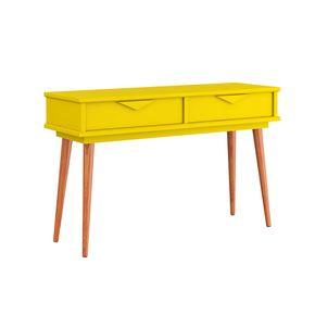 aparador-retro-amarelo-retro-2-gavetas-pes-sala-de-estar-madeira-decoracao-01
