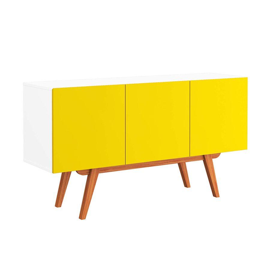buffet-equilibrio-3-portas-amarelo-retro-pes-sala-de-estar-jantar-cozinha-madeira-decoracao-02