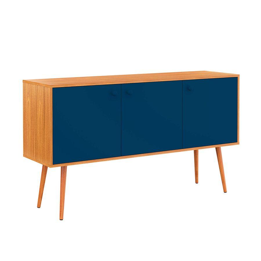 buffet-retro-3-portas-azul-amedeirado-retro-pes-palitos-sala-de-estar-jantar-cozinha-madeira-decoracao-02