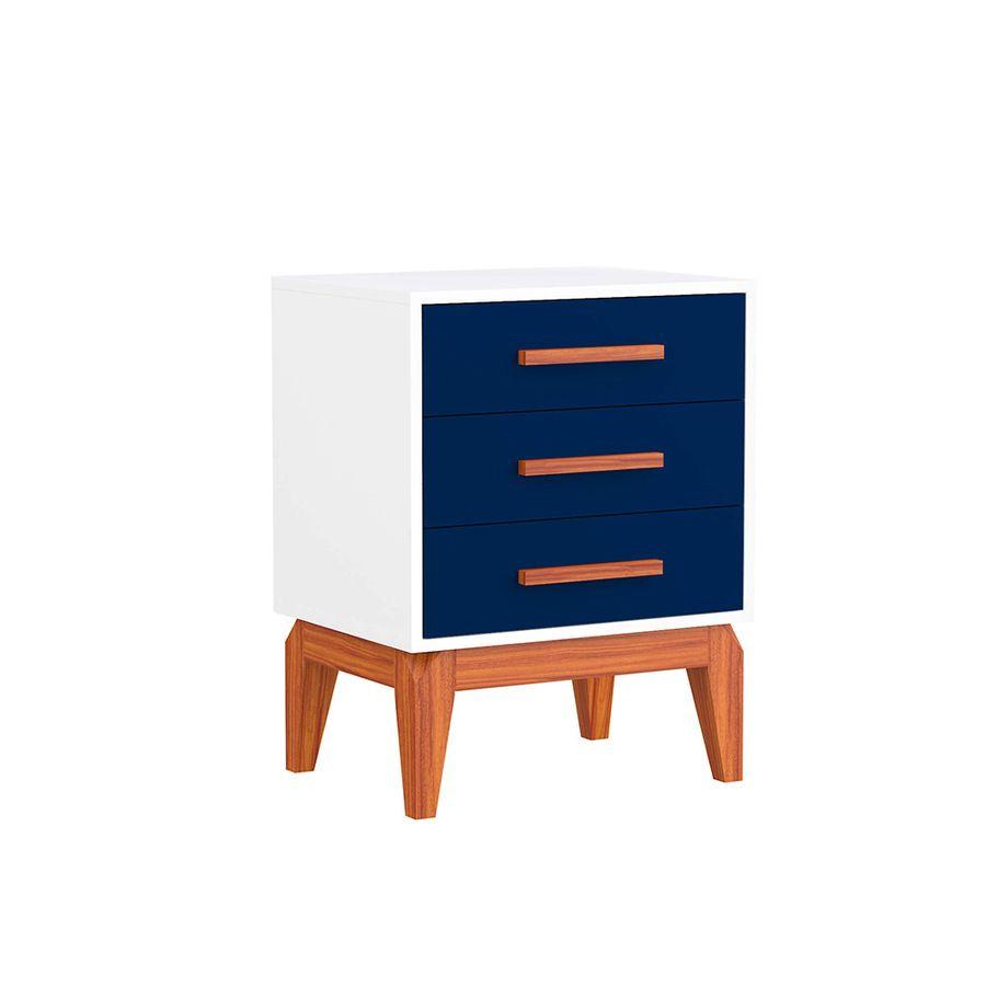 Criado-mudo-3-gavetas-azul-branco-2-gavetas-nicho-retro-pes-quarto-decoracao-