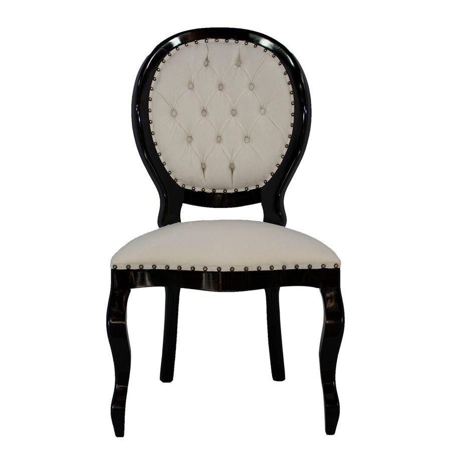 cadeira-medalhao-preto-branco-com-tacha-capitone-sem-braco-estofada-madeira-decoracao-sala-de-estar-jantar-01