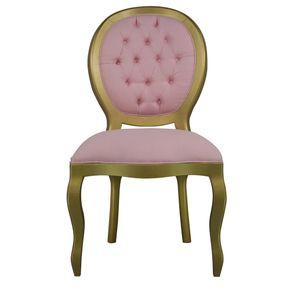 cadeira-medalhao-dourada-rosa-sem-braco-capitone-estofada-madeira-decoracao-sala-de-estar-jantar-01
