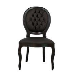 cadeira-medalhao-preto-capitone-sem-braco-estofada-madeira-decoracao-sala-de-estar-jantar-01