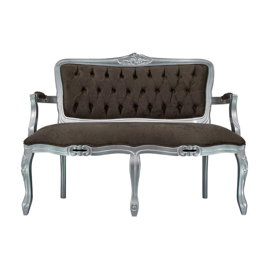 namoradeira-luis-xv-decorativa-prata-marrom-sala-de-estar-quarto-entalhada-capitone-madeira-02
