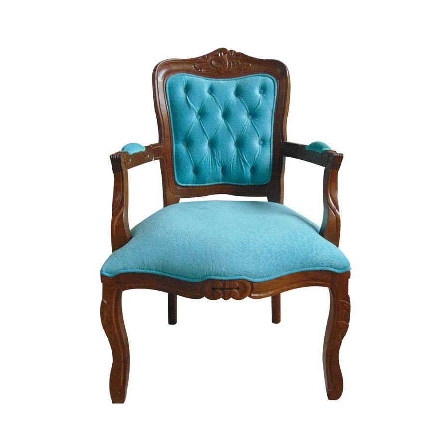 poltrona-estofada-luis-xv-com-almofada-entalhada-imbuia-azul-01