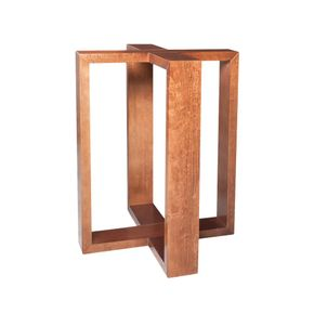 base-para-mesa-jantar-quadrada-madeira