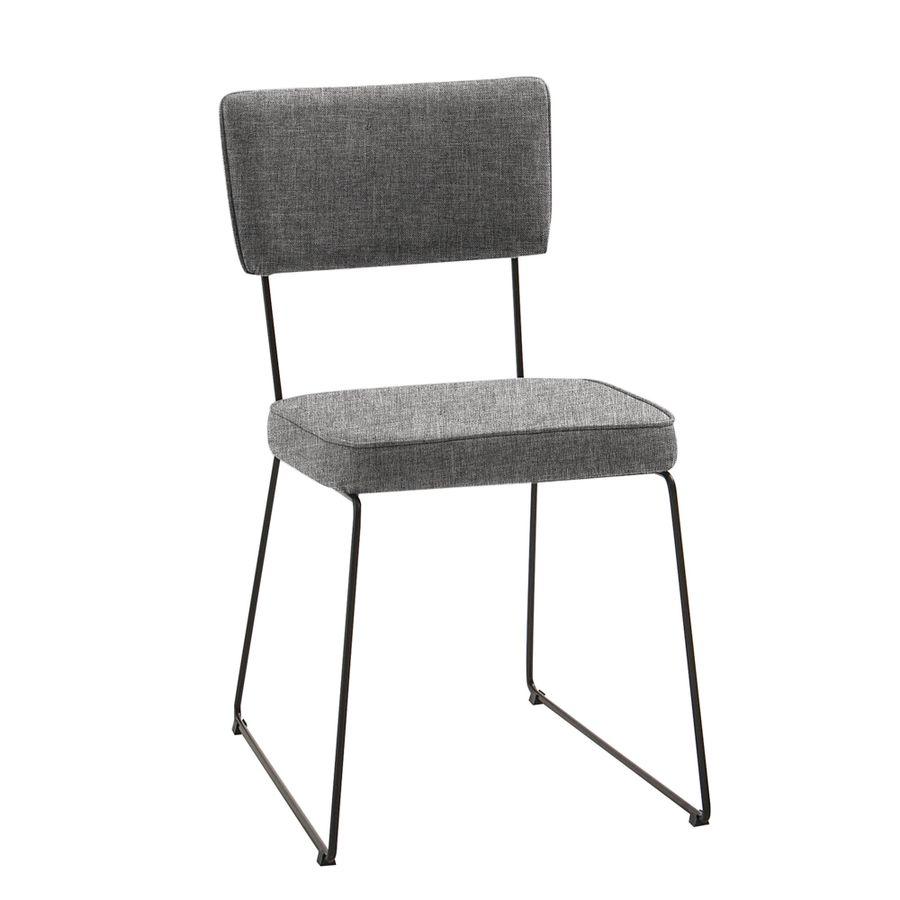 F53-1071-cadeira-de-jantar-estofada-base-metal-retro-cinza-anos-50