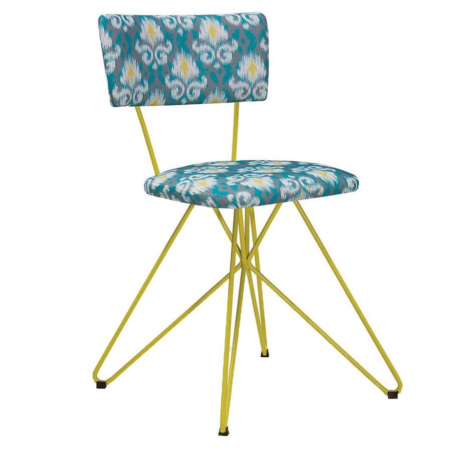 F95-C16-AM-cadeira-de-jantar-metal-retro-base-orby-amarela-estampada