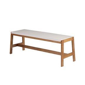 0237-Banco-Mariscal-125-base-madeira-assento-laqueado-A45-L38-C125-madeira-macica-conjunto-kit-estofada-bege-creme-cru-natural