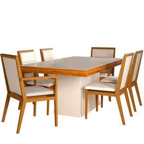 Merilyn-conjunto-mesa-de-jantar-ratangular-6-cadeiras-madeira-macica-estofada-minimalista-branco-com-imbuia-02--2-