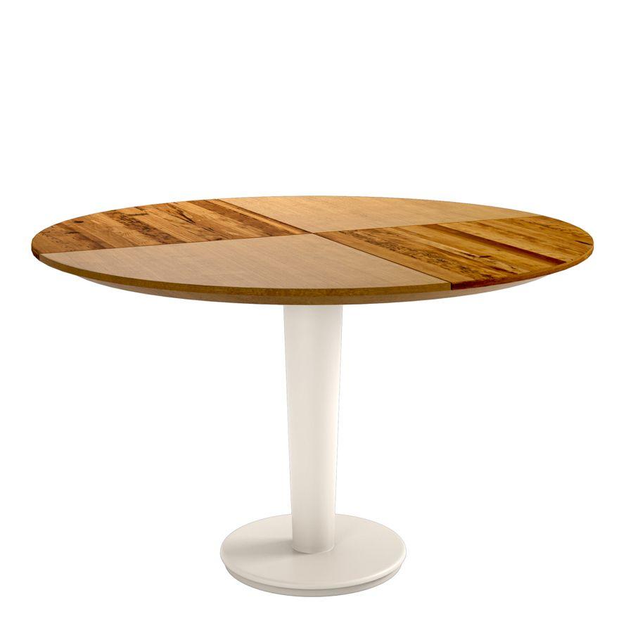 7b2241d14 Mesa de Jantar Redonda Harmony 1.30 - Wood Prime LC 20212 - Wood prime  mobile