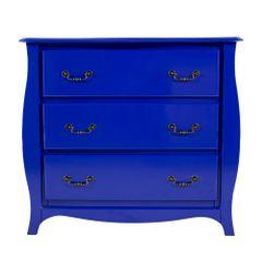 comoda-luis-xv-azul-3-gavetas-quarto-frente