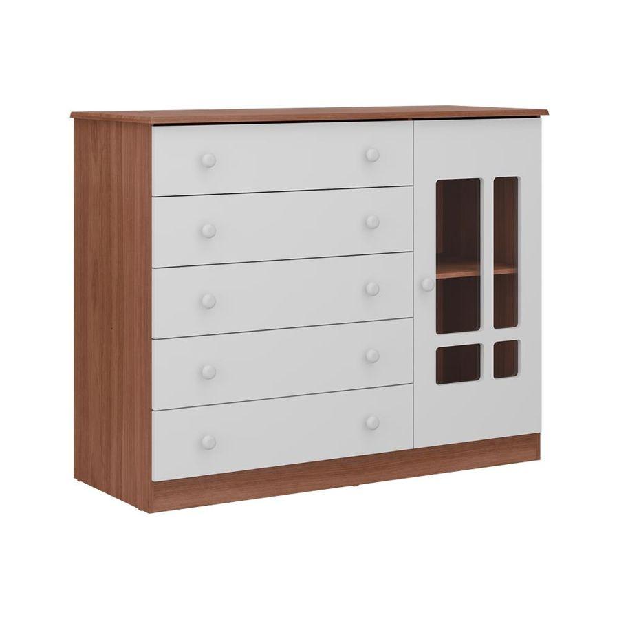2652.936-comoda-5-gavetas-quarto-infantil-bebe-crianca-branco-madeira-decoracao-1