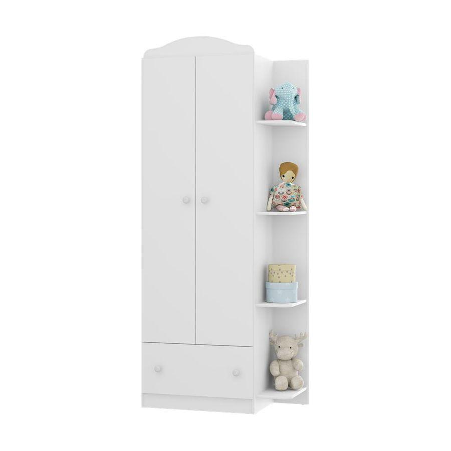 2660.951-quarda-roupa-branco-bebe-2-portas-com-gaveta-4-nichos-quarto-infantil-decoracao