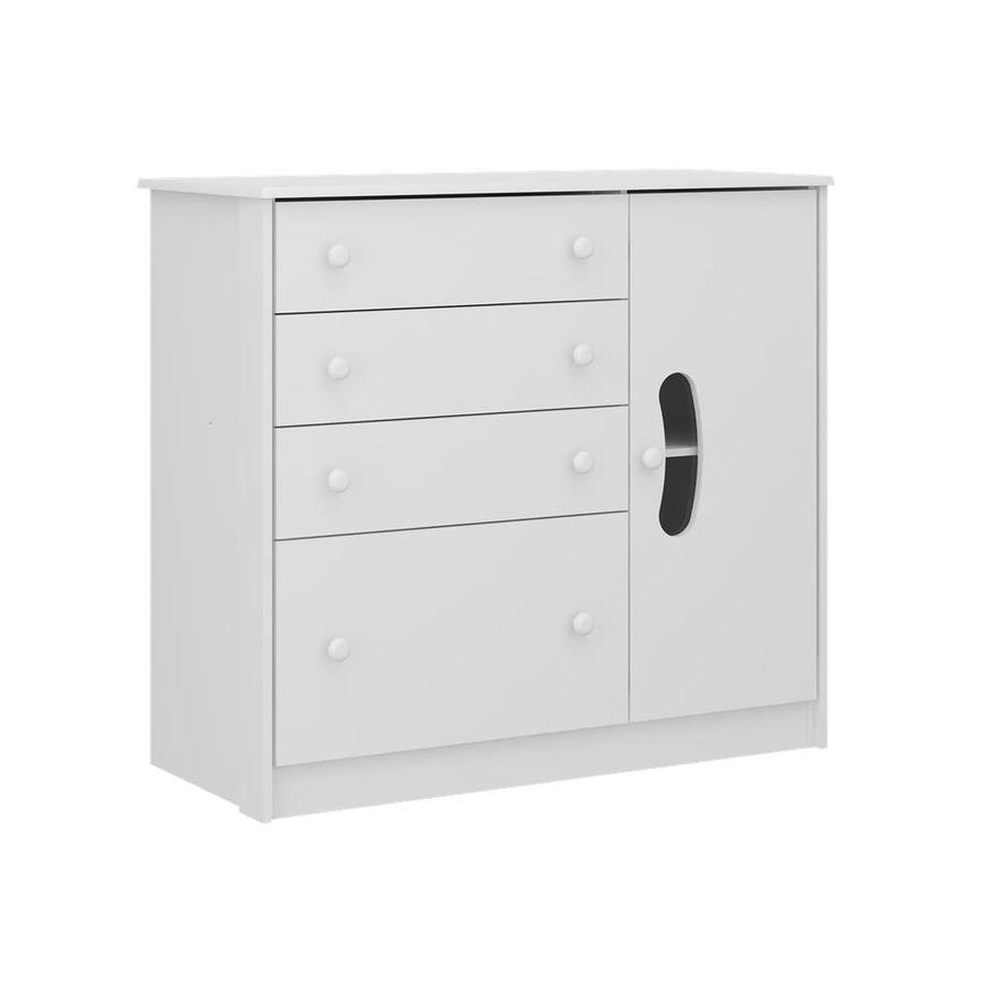 2701.156-comoda-branca-madeira-com-4-gavetas-1-porta-organizador-quarto-infantil-crianca-decoracao-1