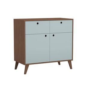 2720.954-comoda-retro-2-gavetas-2-portas-madeira-frente-azul-quarto-infantil-decoracao-1