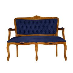namoradeira-luis-xv-mel-tecido-azul-entalhada-capitone--sala-de-estar-frente