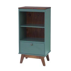 5717-estante-verde-musgo-tampo-madeira-macica-2-nichos-1-gaveta-decoracao
