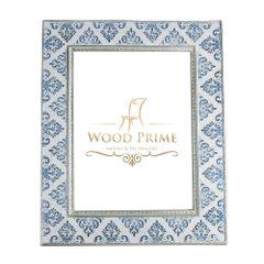 porta-retrato-presente-retro-vintage-classico-azul-branco-arabesco-02