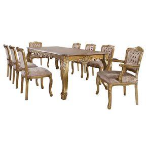 conjunto-jantar-luis-xv-lion-mesa-poltrona-entalhada-madeira-macica