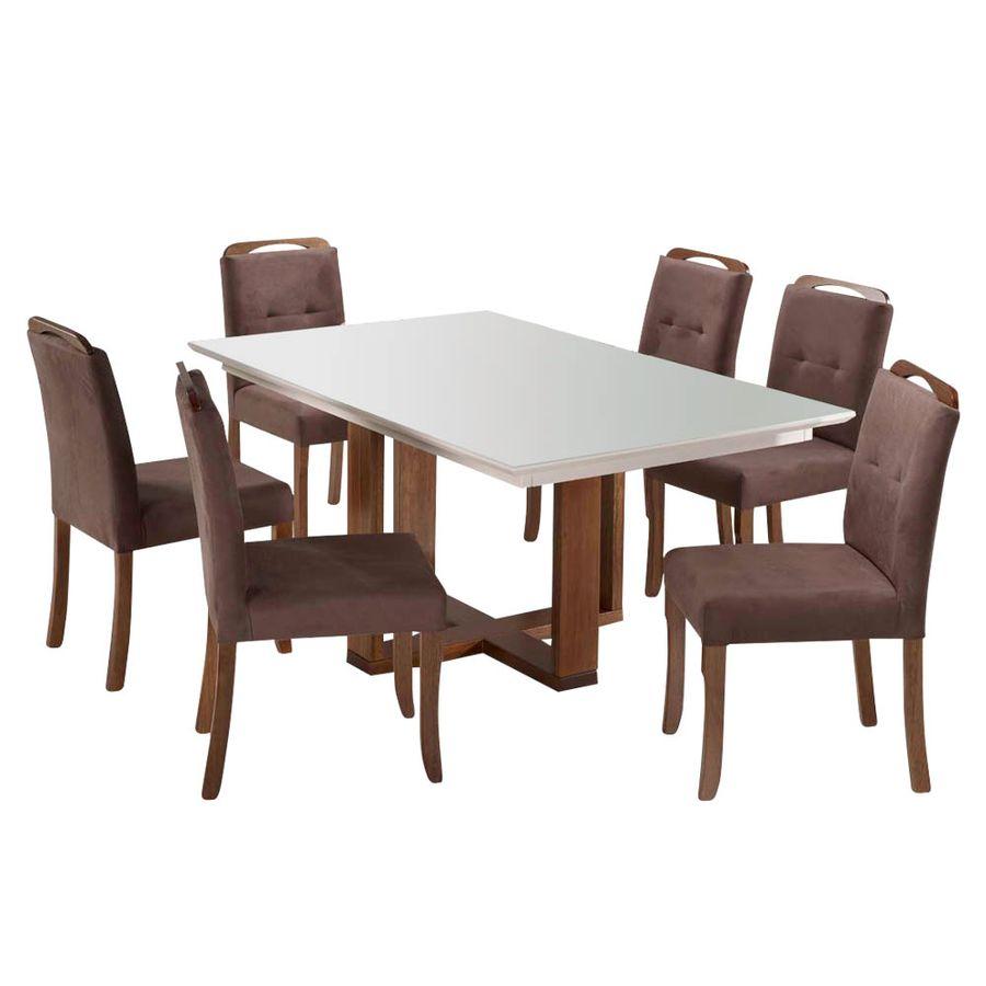 kit-de-jantar-cadeira-vitoria-estofada-sem-braco-mesa-milao-pes-madeira-macica