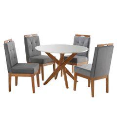 kit-de-jantar-mesa-italia-pinhao-4-cadeiras-grecias-cinza-marrom-madeira-macica-decorativa