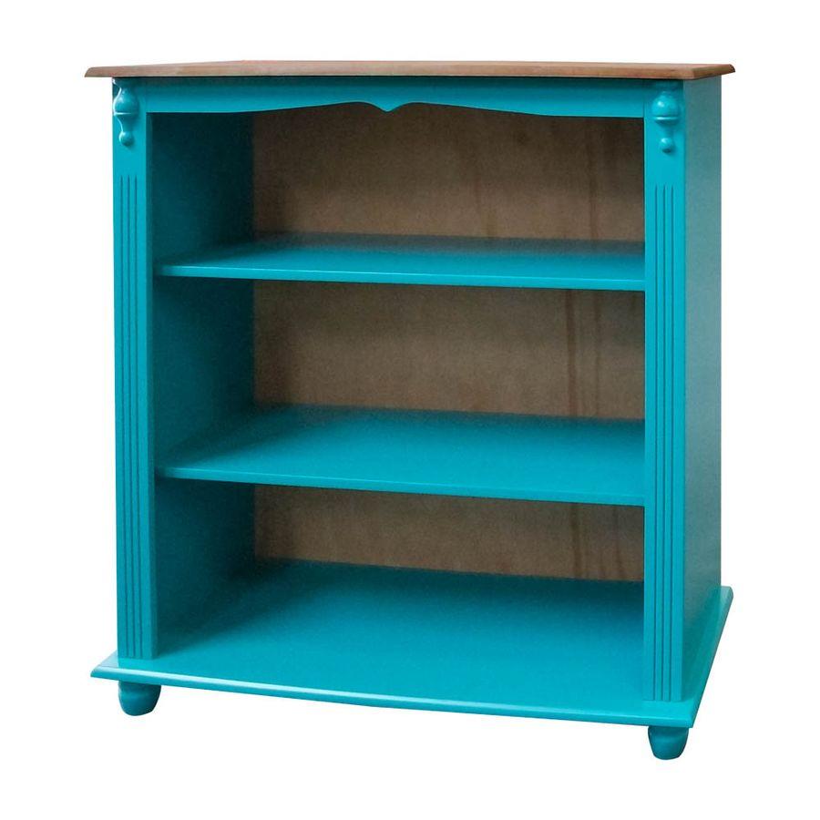 782-Estante-Baixa-madeira-macica-decorativa-aparador-azul